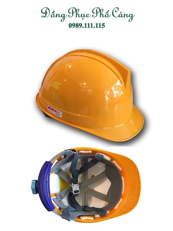 Mũ Sseda Hàn Quốc màu cam - mặt tròn