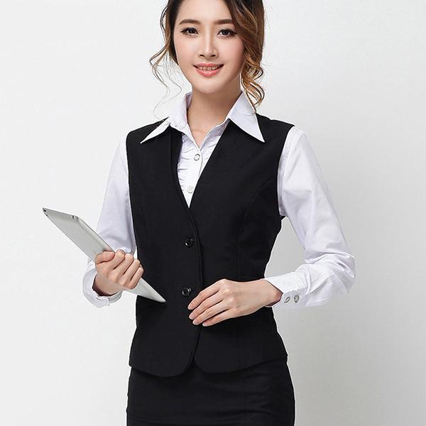 Các mẫu đồng phục khách sạn đẹp luôn chú trọng đến yếu tố chất lượng và kiểu dáng thiết kế