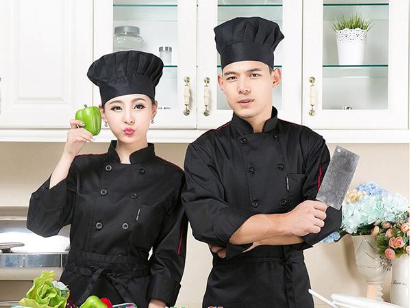Không có một đầu bếp chuyên nghiệp nào mà lại không khoác trên mình một bộ đồng phục