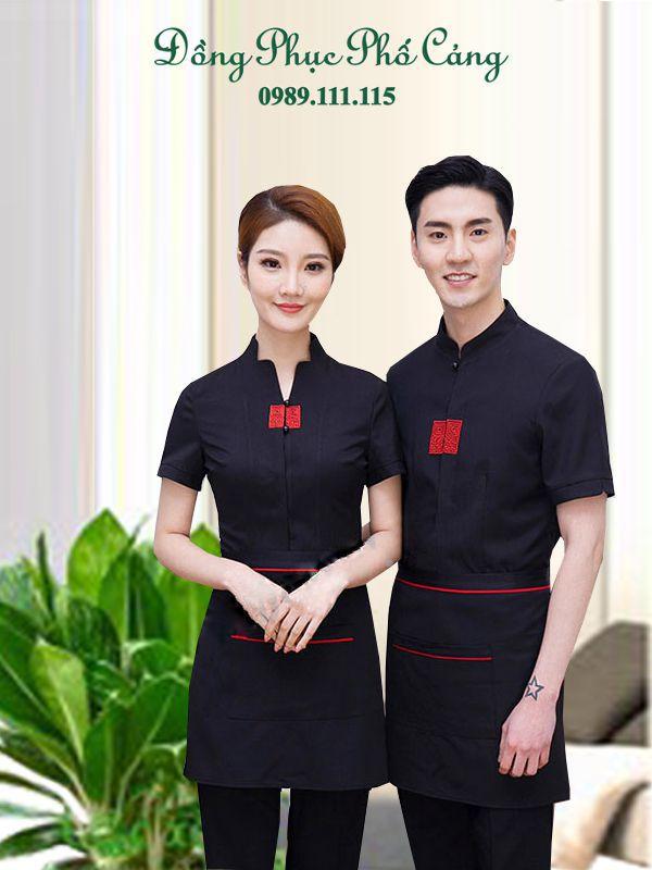Một số mẫu đồng phục đẹp cho khách sạn