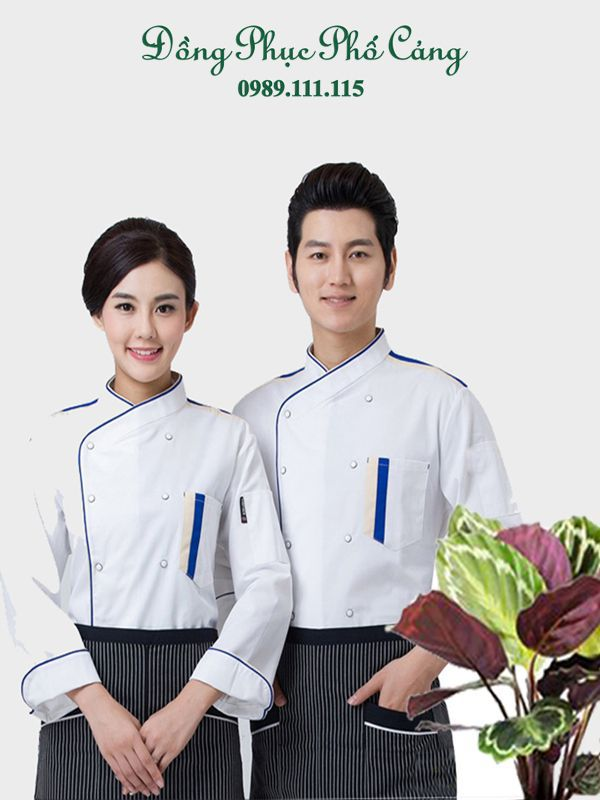 Quần áo bảo hộ công nhân thực phẩm
