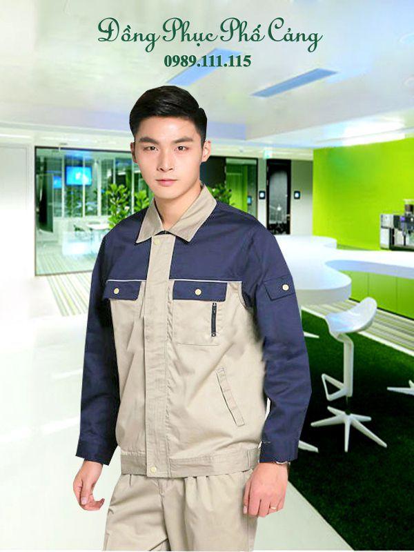 Các loại chất liệu vải kaki hay vải Pangrim Neotex Hàn Quốc rất được ưa chuộng để may quần áo công nhân