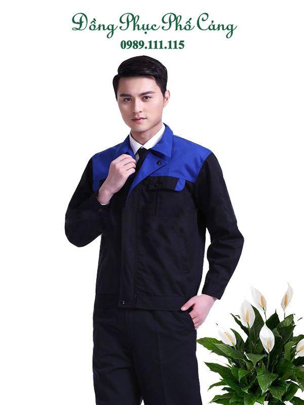 Quần áo bảo hộ công nhân giá rẻ
