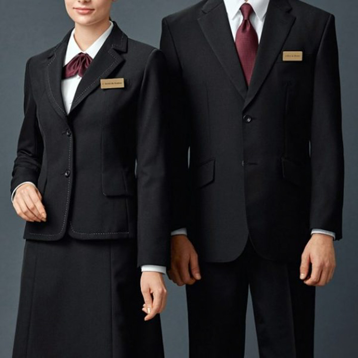 Cập nhật mẫu đồng phục lễ tân đẹp hiện nay