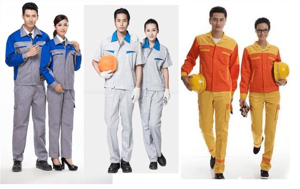 Xưởng may bảo hộ lao động chất lượng, hợp thời trang