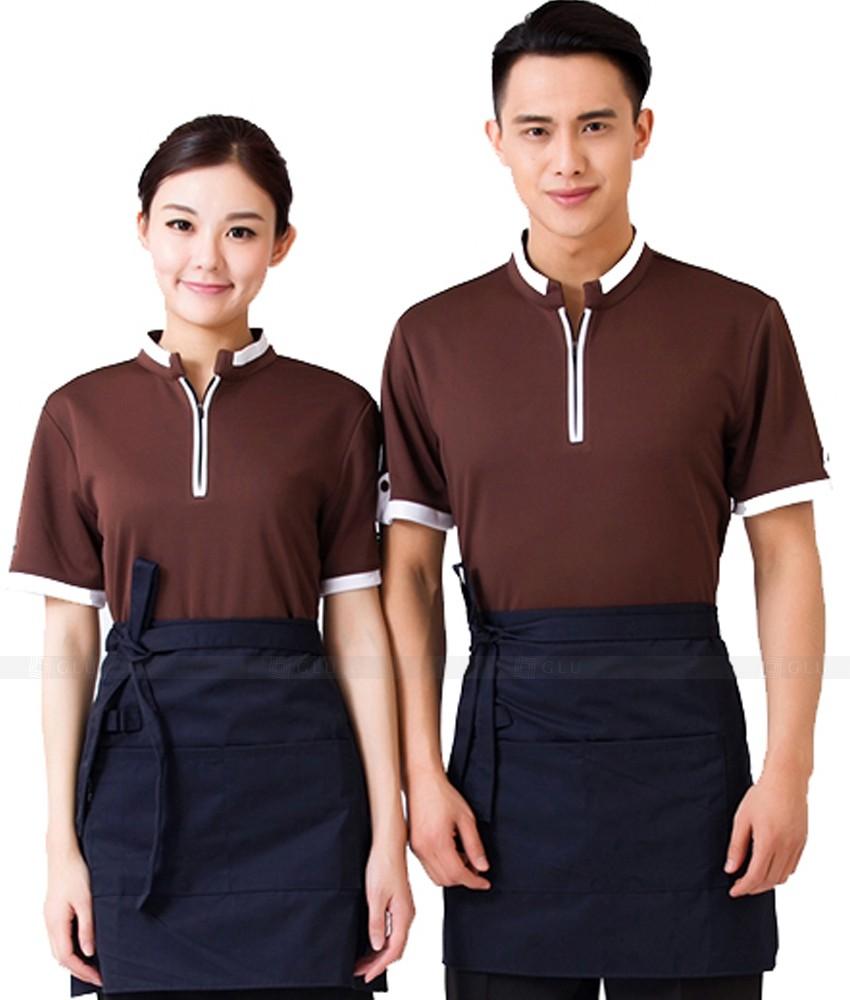Công ty chúng tôi luôn cung cấp những mẫu đồng phục nhân viên phục vụ nhà hàng bắt mắt, chất lượng