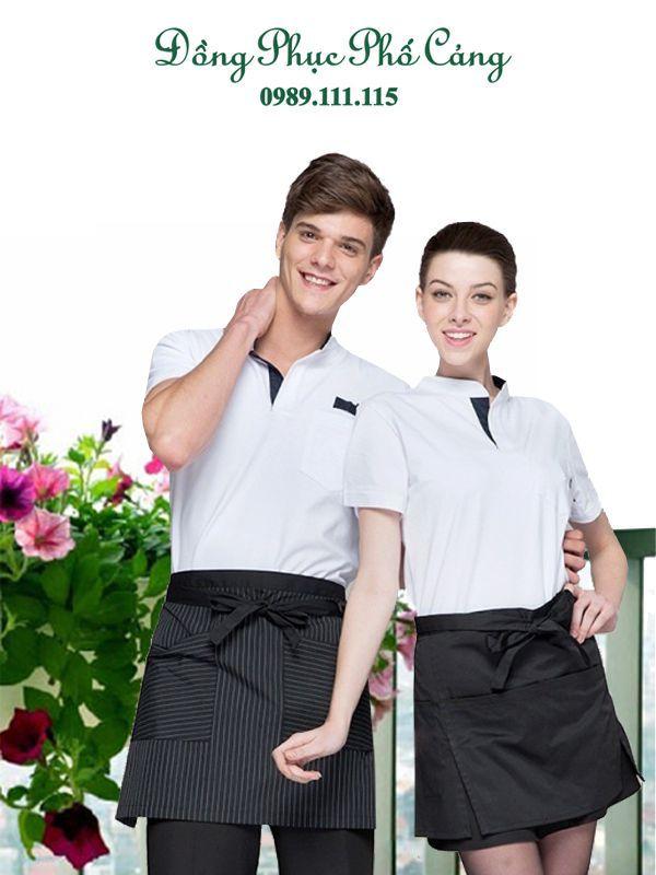 đồng phục áo phông cho công nhân